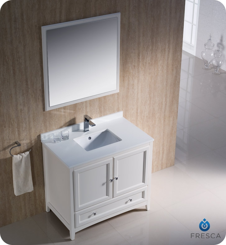 Elegant Tall Antique White Bathroom Vanity GD98820 Photos Amp Pictures