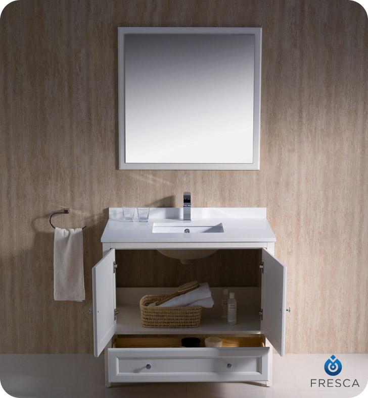 traditional double sink bathroom vanities. 36\u2033 Oxford Antique White Traditional Bathroom Vanity Double Sink Vanities I