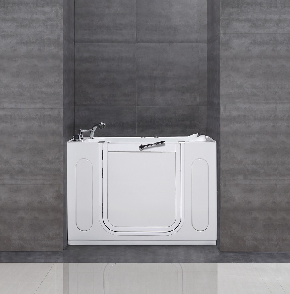 Walk-In Hydro jetted 50″ x 30″ Bath Tub | Platinum Bath