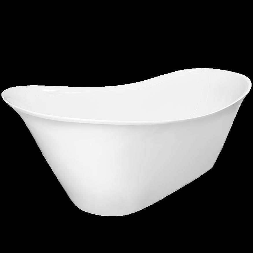 56 Inch, 63 Inch Or 66 Inch Kate Slipper Euro Bathtub And