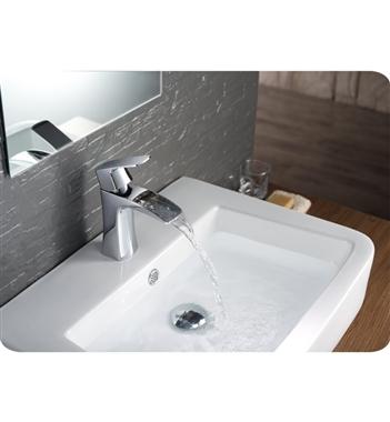 Fresca Fortore Single Hole Mount Bathroom Vanity Faucet
