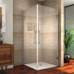 Frameless Shower Doors and Enclosures
